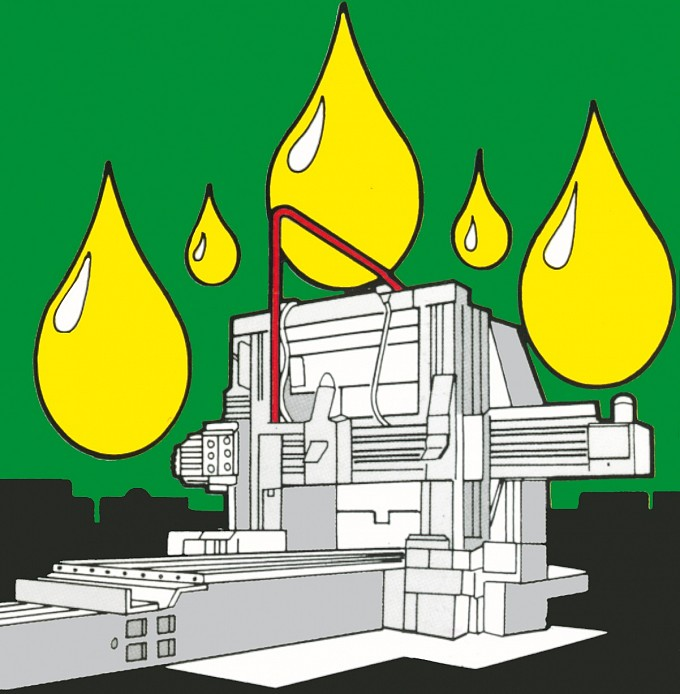 Detergent and lubricating oil   Industrial maintenance